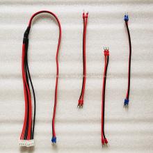 2x1,5 mm rot schwarz LED Display Bildschirm Stromkabel