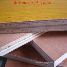 Dekorations-Sperrholz mit Melamin konfrontiert