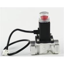 Válvulas solenoides de cierre de emergencia de gas
