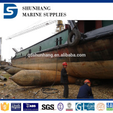 Hot sale Pneumatic Rubber Airbag for Ship Launching and Landing