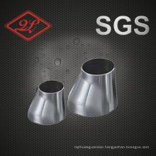 Sanitary Stainless Steel Pipe Fitting Welding Eccentricity Reducer