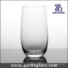 High-Ball Machine-Blown Glass Tumbler (GB083017)