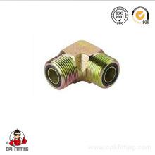 Encaixes de vedação de rosca métrica com anel-O 1e9