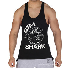 Custom Workout Tank Top Gym Men Leather
