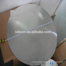 Aluminum Alloy Sheet Circle 6061, 6063