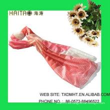 Bufandas de seda de estilo agradable, para damas de moda