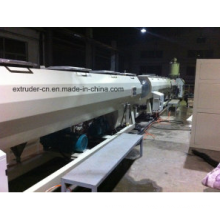 Ligne d'extrusion de tuyaux d'isolation thermique de HDPE de grand calibre de Lsg-1600