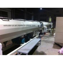 МСУ-1600 крупного калибра ПНД Теплоизоляция труб Экструзионная линия