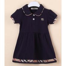 Little Baby Dress in British Wind Clothes with Fashion Garment