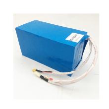 60V 40Ah 18650 Lithium Ion Battery Pack For 3000w 5000w 8000w electric motorcycle electric bike