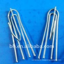 Classic Design Simple Model Pleat Fork Curtain Hook