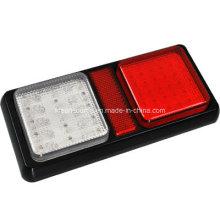 61 LEDs Parada del camión / cola / luz indicadora con cinta reflectante