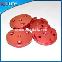 Custom Metal Fabrication Fresagem CNC Usinagem para componentes de máquinas e componentes do motor