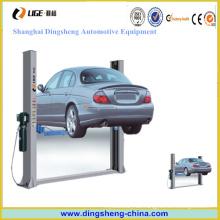 Hallo Qualität Doppelter Sylinder Hydraulischer Auto-Aufzug für Reparatur-Werkstatt