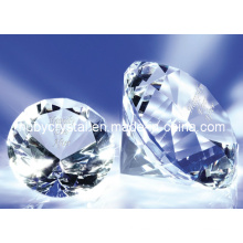 Crystal Diamond Paperweight for Wedding Decoration