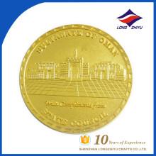 На заказ дешевые цены поддельные золотые монеты Султаната Оман