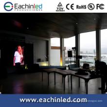 2014 neue Erfindungen hohe Definition P3.9,4.8 pantalla LED für Hotelveranstaltungen