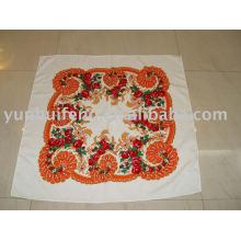lenço impresso Pashmina elegante