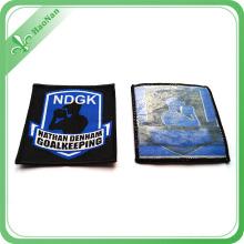 High Quality Factory Custom Fabric Garment Woven Label