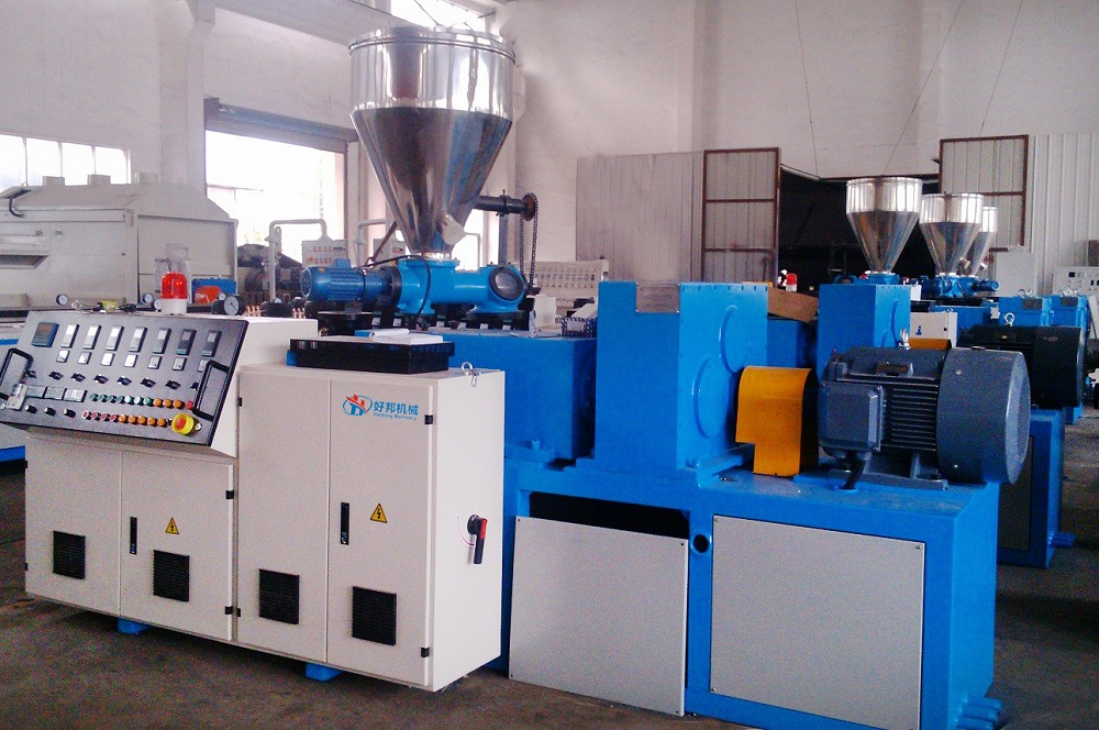 Pvc Foam Board Extruder Machine
