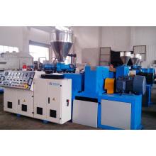 Estándar del CE de la máquina del tablero de la espuma de WPC Celuka