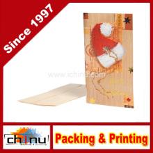 Cartão do casamento / aniversário / Natal (3316)