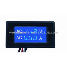 Digital Panel Meter with 2 Channel Simultaneous Display PM436.SL