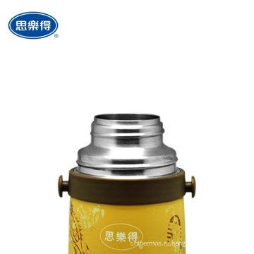 Высокое качество 304 Нержавеющая сталь двойной стены термос Свф-600е