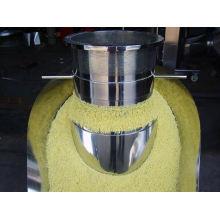 2017 ZL series revolving granulator, SS top spray granulation, horizontal rotary press tablet machine