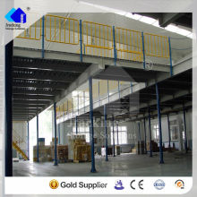 Jracking rack supplier acero estructura calidad flotante mezzanine floor floor
