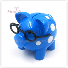 Plastic Money Saving Box for Coin