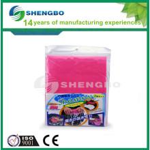 Super absorbant chiffon de nettoyage 35 * 38cm BLEU PINK