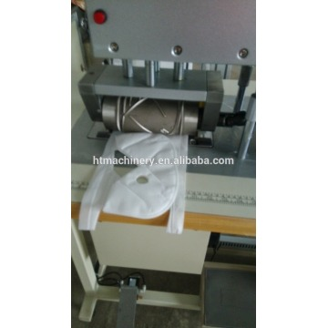 Auto Inner Nose Clip Fold Mask Machine