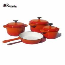 Amazon hot Gusseisen Kochgeschirr zum Verkauf
