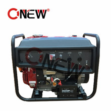 Ce ISO Approved 3kVA 2.2kw Portable Open Type Natural Gas/ Gasoline Generator