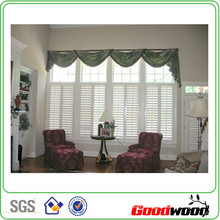 Basswood Real Wooden Shutters (SGD-S-5855)