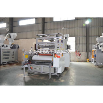 Dwie śruby LLDPE Stretch Film Machinery