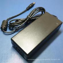 Adaptador de corriente 5V6a 9V 6A 10V6a 12V5a 24V2.5A 30V2000mA con UL cUL GS Ce FCC Aprobado