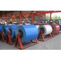 Shandong PPGI Spule Herstellung/Farbe beschichtet Stahl/Farbe beschichtete verzinkte Stahl-Coils PPGI Spule