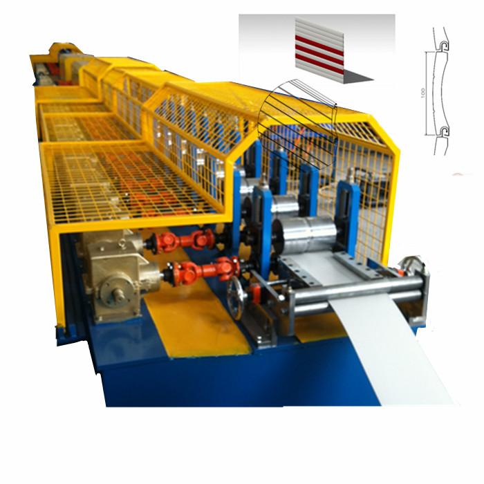 shutter door form machine