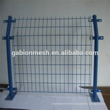 2015 Hot sale PVC welded wire mesh fencing/road fence alibaba china