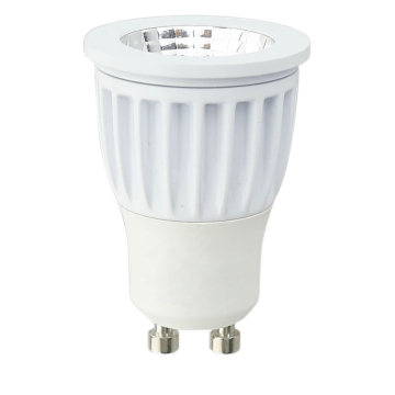 Warm wit aluminium 250lm Mr11 4w Dim LED Spot Light