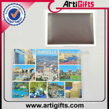 Promotional squareness magnetic button badge