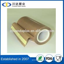 PTFE adhesive teflon film tape Adhesive Teflon tapes reinforced with fibreglass                                                                         Quality Choice