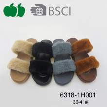 Fashion Hot Sale Soft Elegant Ladies Slipper