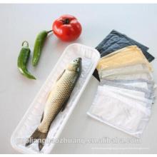 Bandeja De Carne Fresca De Plástico