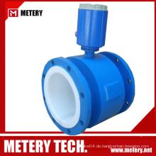 Batteriebetriebener elektromagnetischer Durchflussmesser MT100E Serie