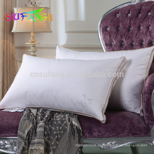 Hotel almohada / 233TC 100% algodón 0,9 D casa hotel almohada de microfibra