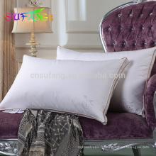 Oreiller de l'hôtel / 233TC 100% coton 0.9D oreiller de microfibre d'hôtel à la maison