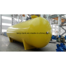 ASME Approved 50000L Good Quality Fuel Storage Tank with Valves on Truck
